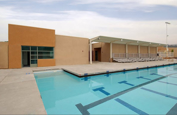 Northwood High School Aquatics Center