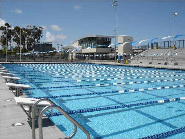 Woollett Aquatics Center