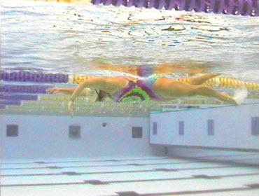 Underwater Freestyle