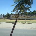 Argentina Graffiti Wall
