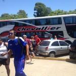Bus to Rosario Race