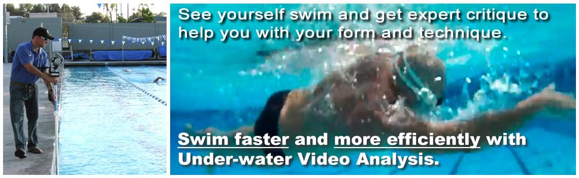 Under-water Video Analysis